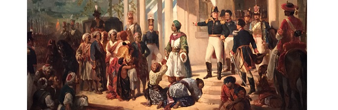 colonial period in india
