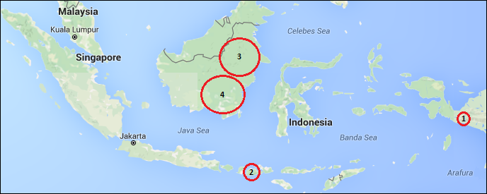 Gold mining in indonesia indonesian gold indonesia investments as gold production in indonesia by far outpaces domestic gold demand most of production is shipped abroad however the indonesian government is gumiabroncs Choice Image