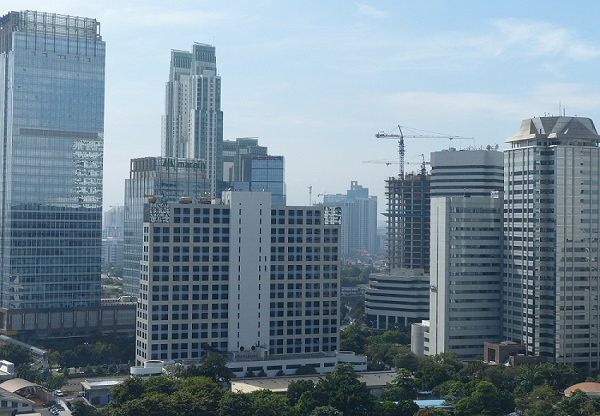 Economic Growth of Indonesia Slows to 5.01% y/y in Third Quarter 2014