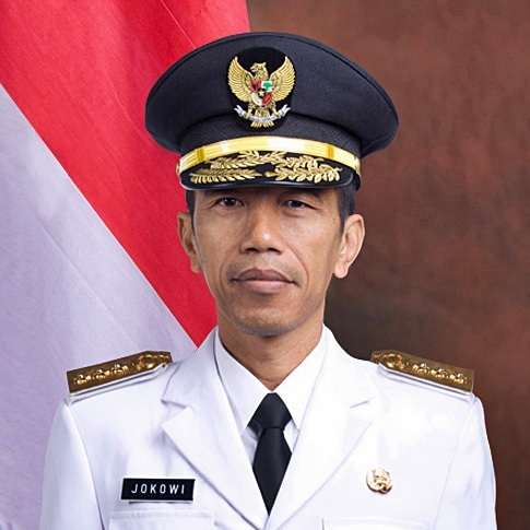 Joko 'Jokowi' Widodo Becomes Indonesia's 7th President Today