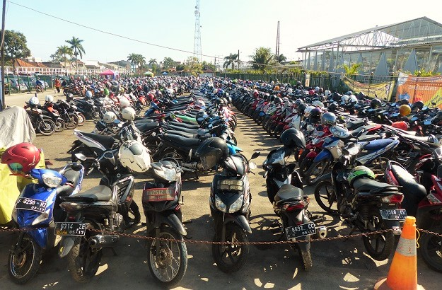 Motorcycle Sales in Indonesia Rebound in September 2014