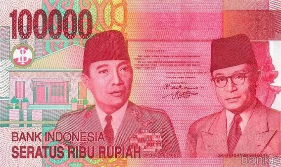 Currency Of Indonesia Update Rupiah Exchange Rate Strengthens Slightly