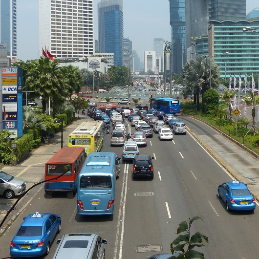 Economy of Indonesia: Sacrificing GDP Growth for Financial Stability